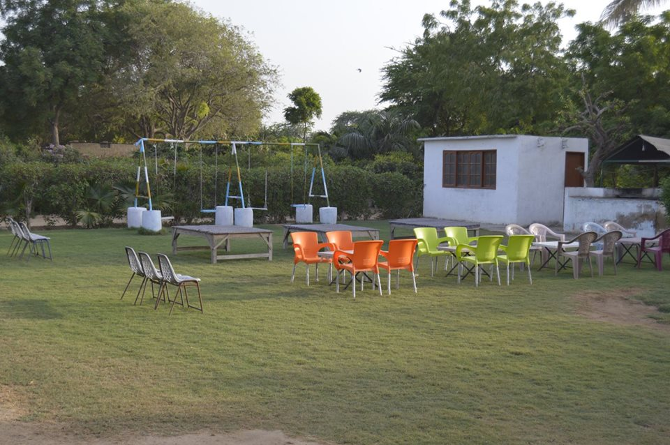 Green Village Farm House in Karachi, Sindh, Pakistan