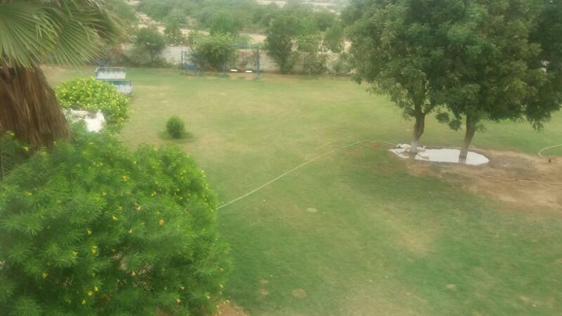 Al Jannat Farmhouse in Karachi, Sindh, Pakistan - Ghoomlo pk