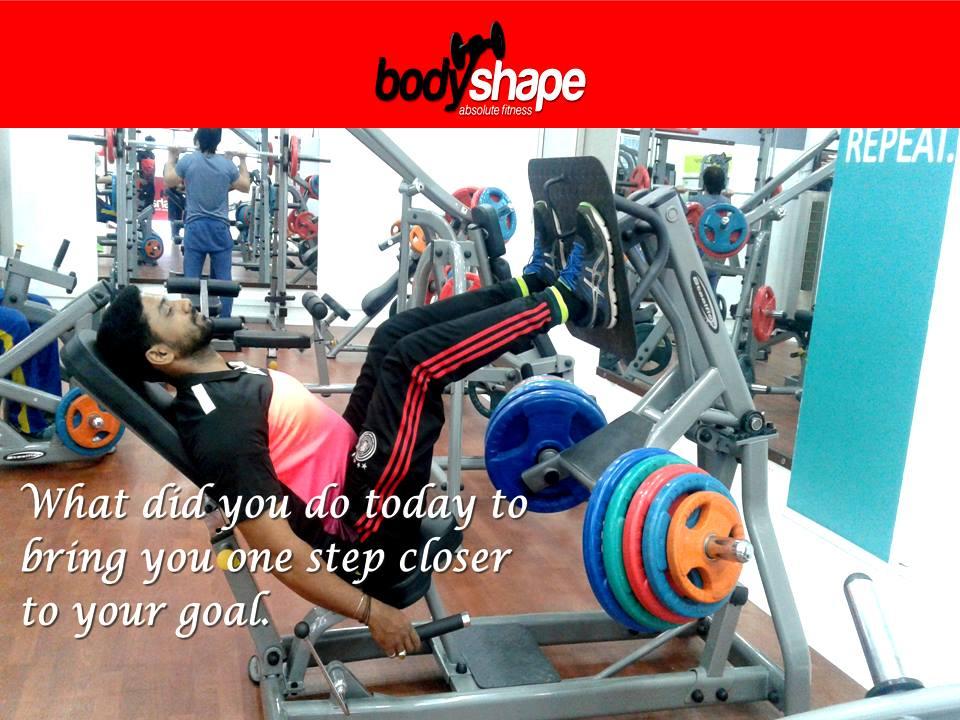 b4122b341f Bodyshape Gym in Karachi