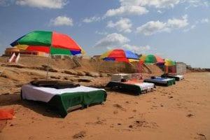 Beach Huts Rental — Karachi