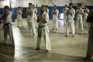 Gym and Karate Club