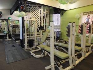 chishti gym Karachi