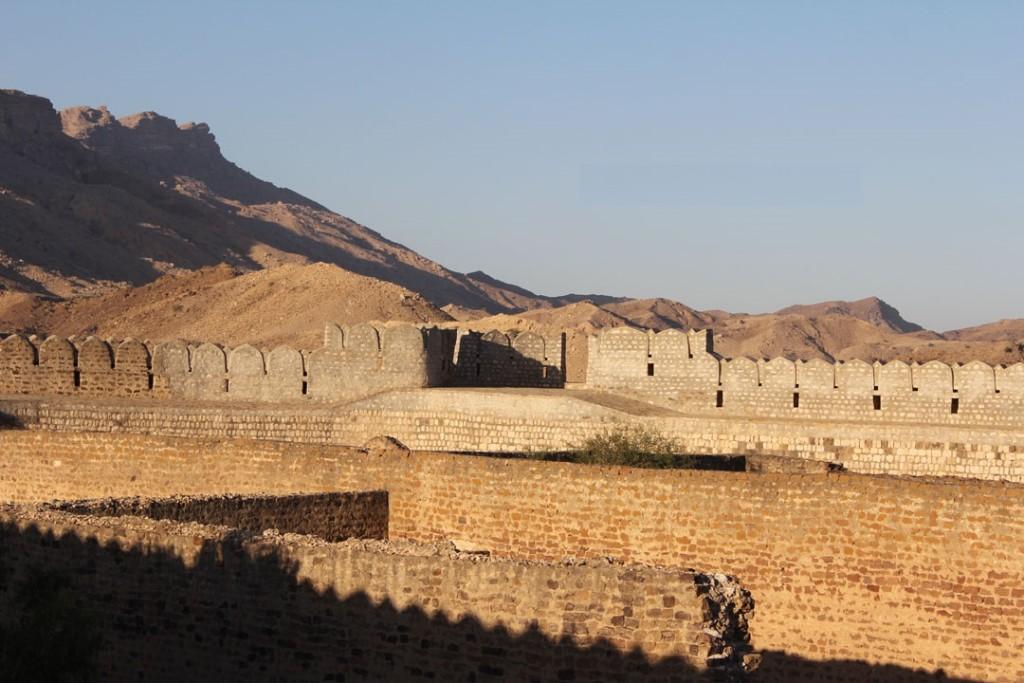 Mirikot Fort