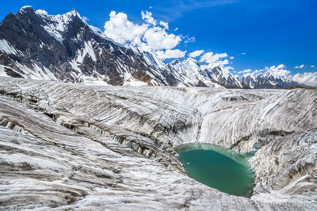 Hispar Glacier