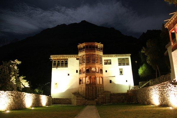 Khaplu Palace