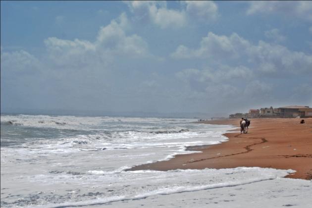 Sandspit Beach