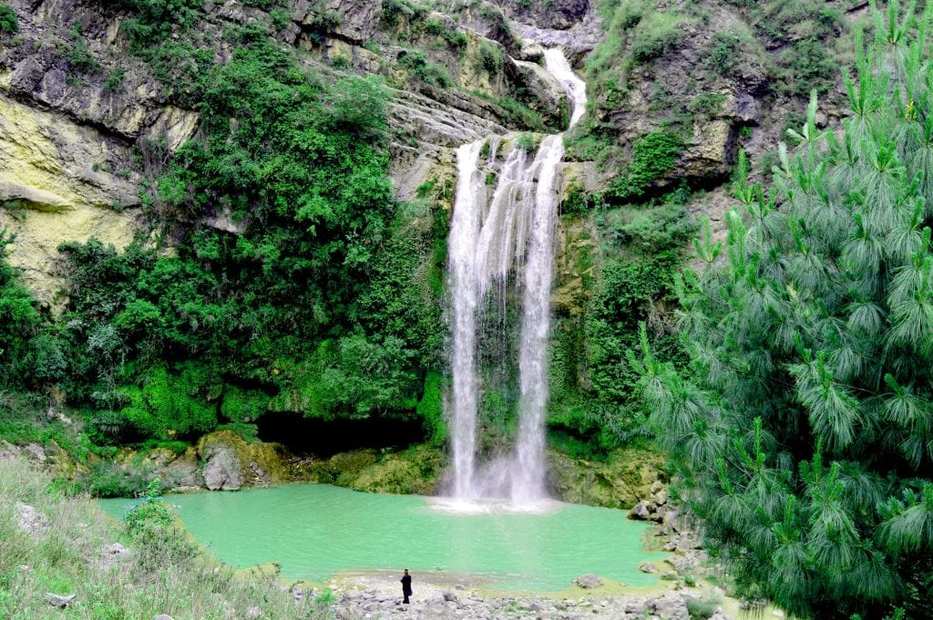 Sajikot Waterfall