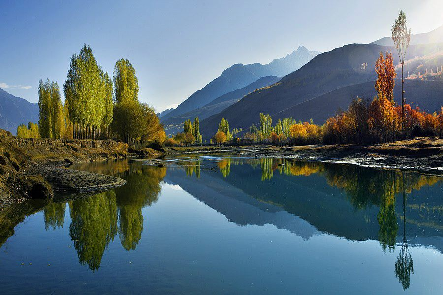 Gilgit Valley