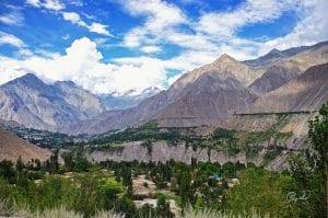 Gorikot Valley