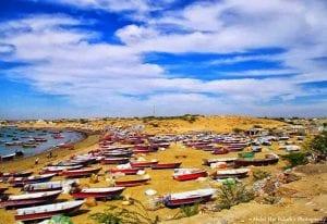 Jiwani Beach