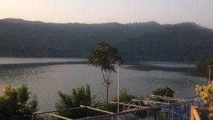 Simly Dam