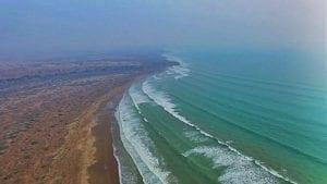 Sonmiani Beach
