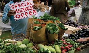 Visit a Farmers' Market