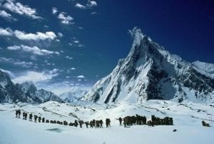 masherbrum peak base camp trek baltistan karakoram pakistan