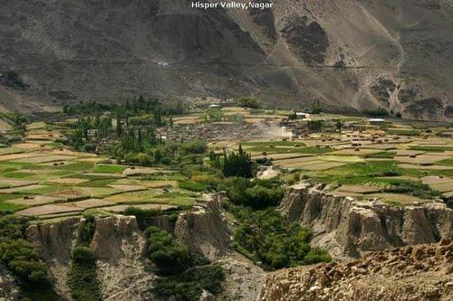 Hispar Valley