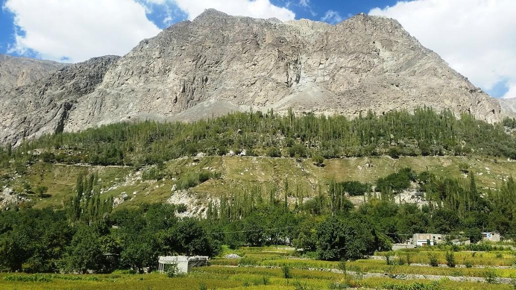 Kharkoo Valley