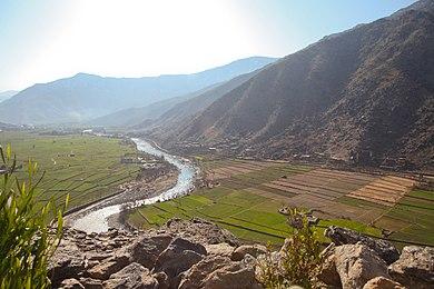 Kunar Valley