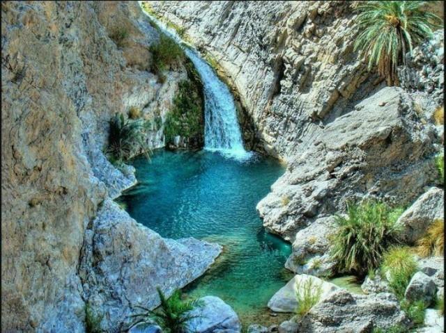 Pir Abai Natural Water Spring