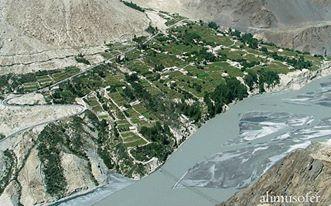 Hussaini Glacier