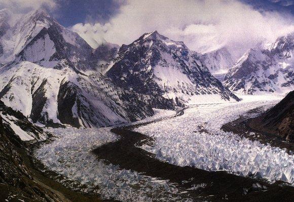 K2 Glacier