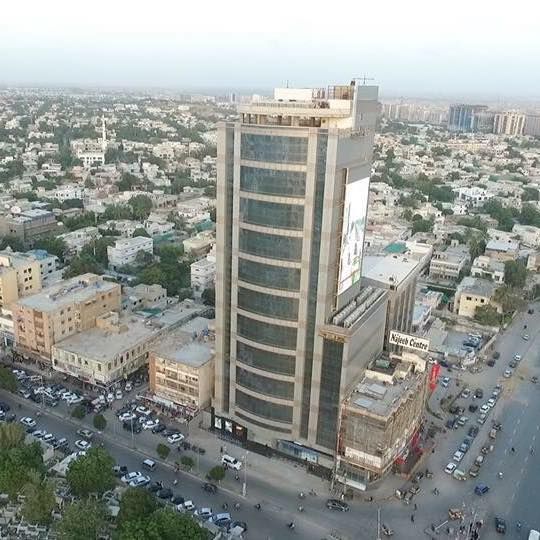Bahria Town Tower