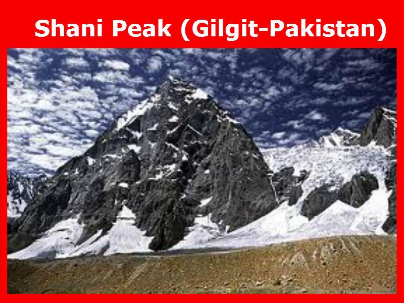 Shani Peak