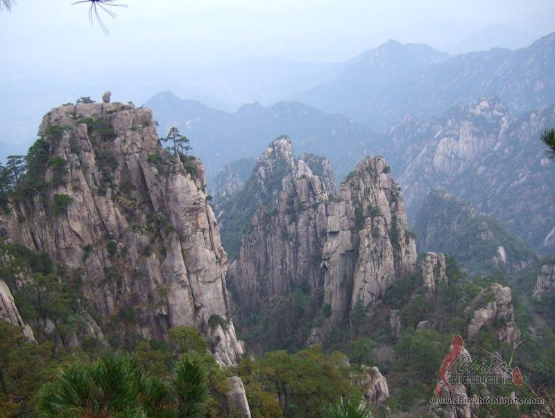 Huangshan-Mountain