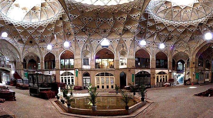 Yazd Khan Bazaar