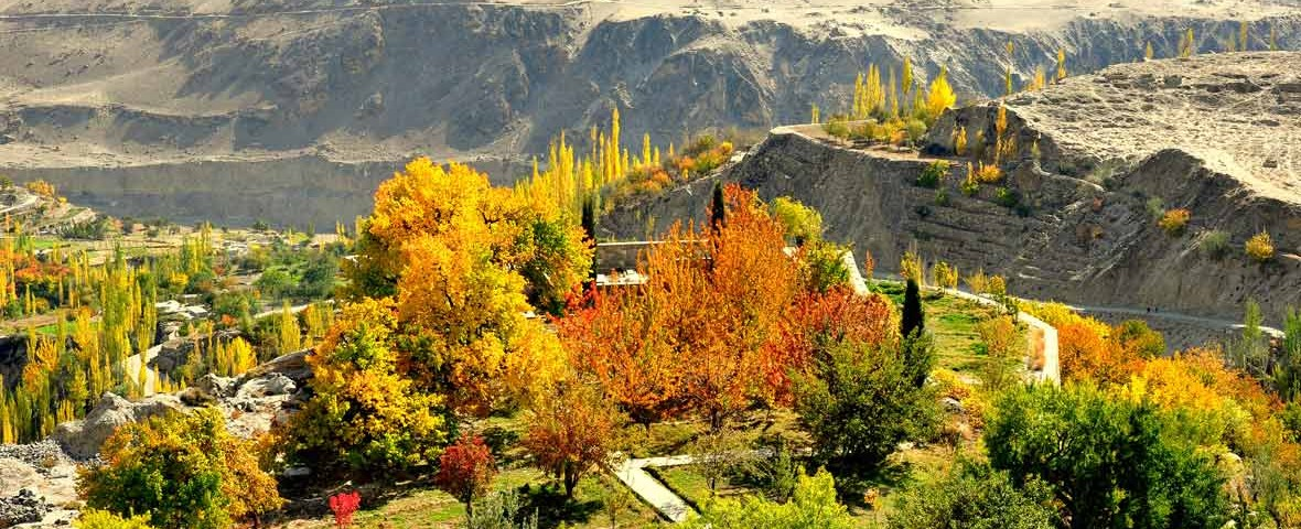 Hunza Valley and Skardu