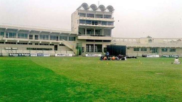 Niaz Stadium of Hyderabad