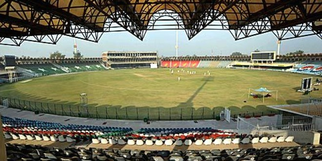 Gaddafi Stadium of Lahore