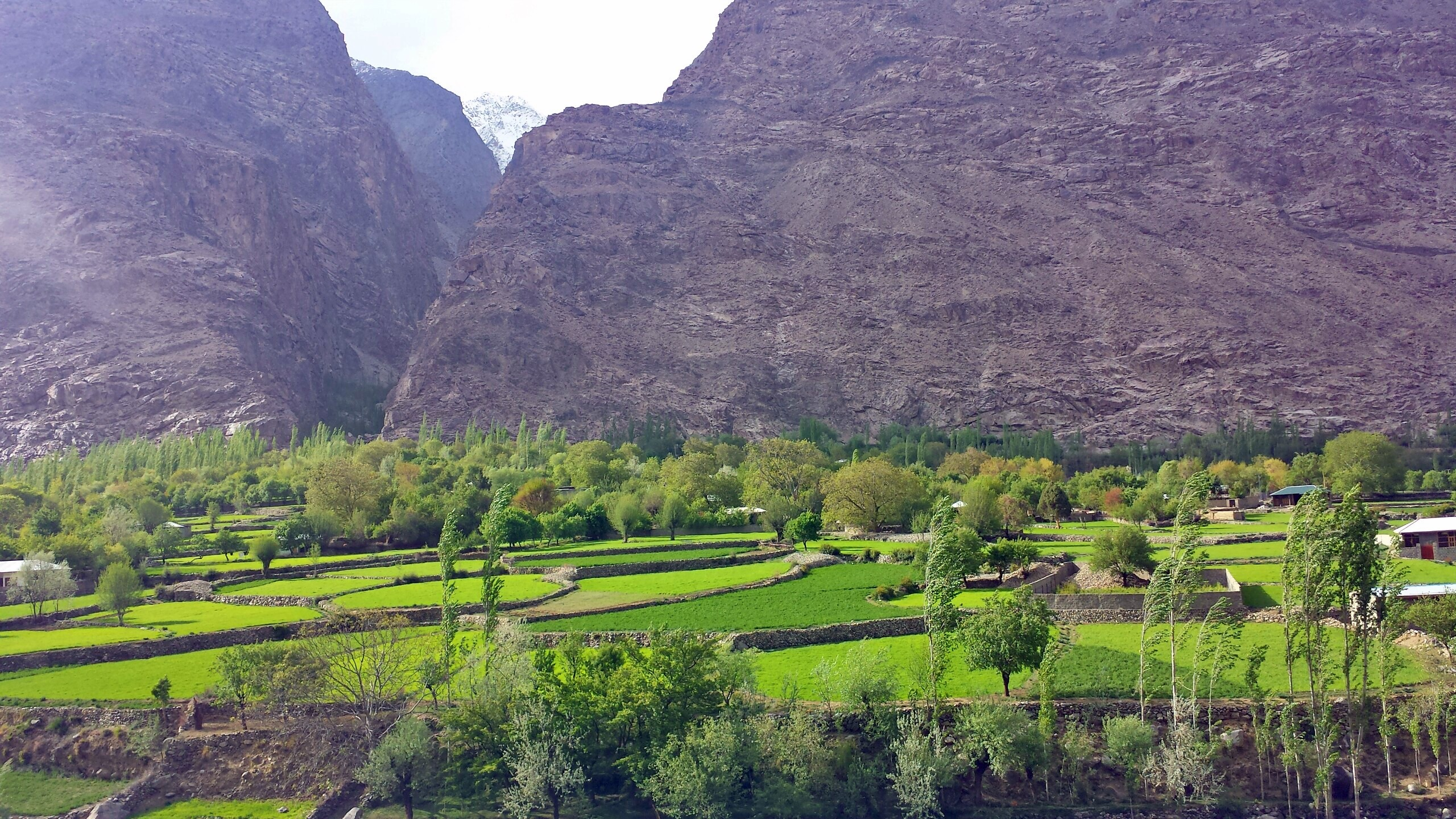 Ghizer Village