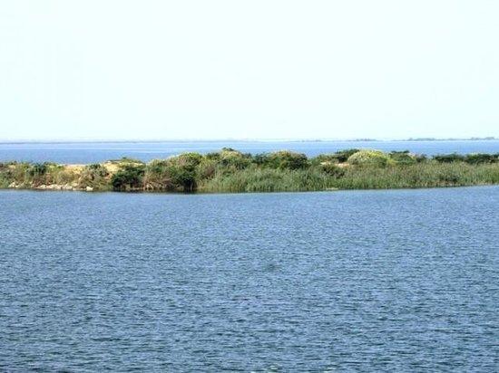 Keenjhar Lake