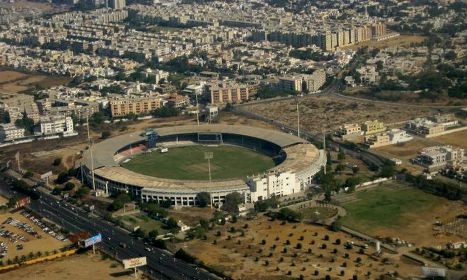 National Stadium of Karachi