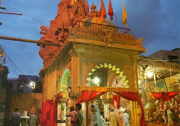 Panchmukhi Hanuman Mandir of Karachi