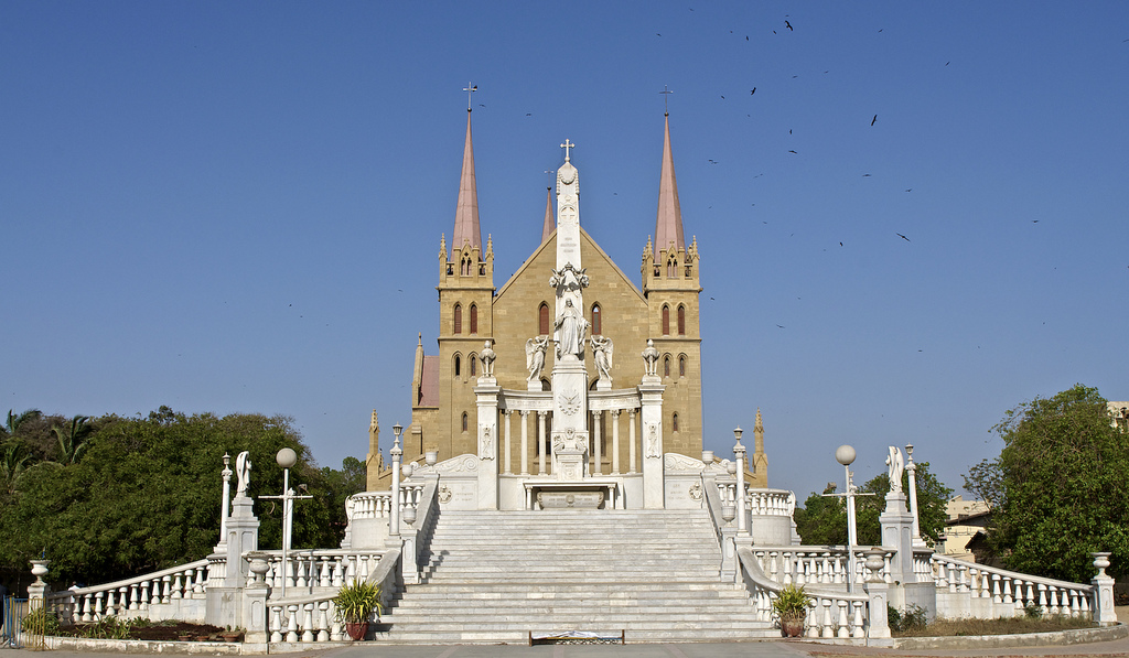 St. Patrick's Cathedral of Karachi