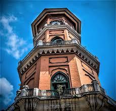 Cunningham Clock Tower