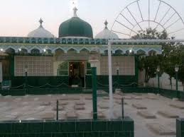 Mazar Makhdoom Muhammad Hashim Thattvi