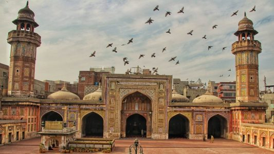 Image result for wazir khan mosque