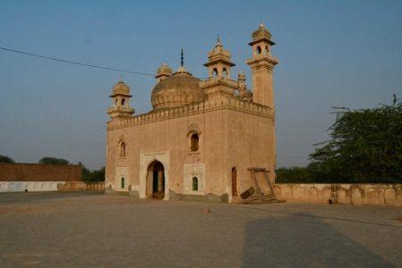 Abbasi Mosque | Abbasi Jamia Masque Qila Derawar | Abbasi Mosque, Derawar Fort |